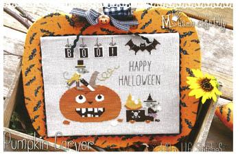 Pumpkin Carver-Madame Chantilly-