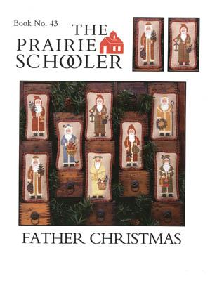 Father Christmas (Reprint)-Prairie Schooler-